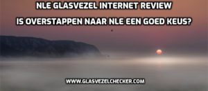NLE glasvezel internet review